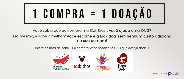 Doação Blck Brasil