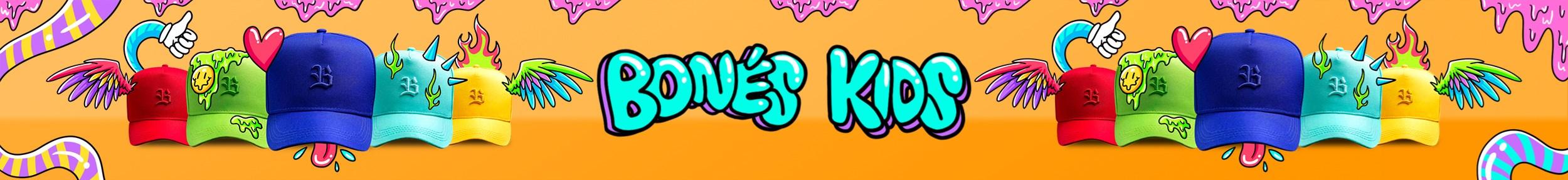 Bonés Slim / Kids Blck Brasil
