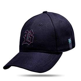 Boné Baseball Hard Hat Preto Verde Àgua Fuchsia