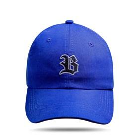 Boné Dad Hat Basic Logo Azul Royal