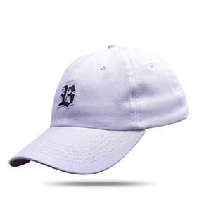 Boné Dad Hat Basic Logo Camaleon Branco