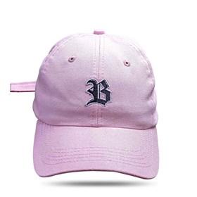 Boné Dad Hat Basic Logo Rosa