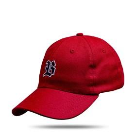 Boné Dad Hat Basic Logo Vermelho