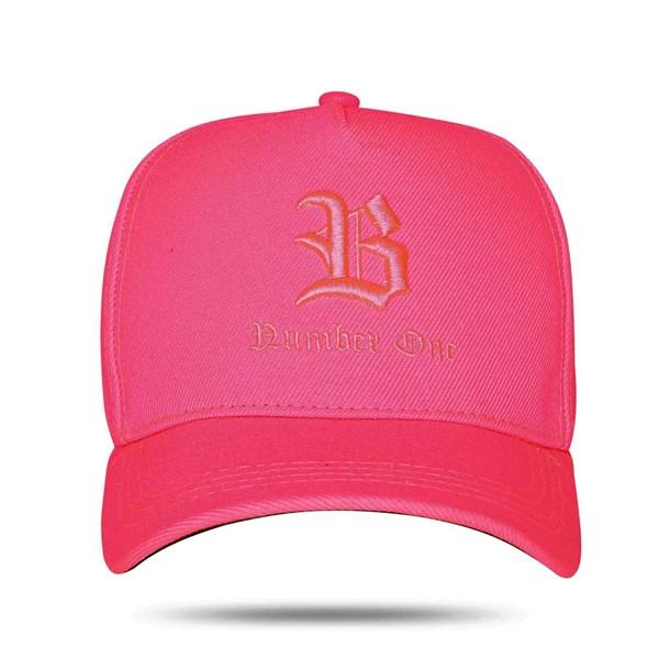 Boné Hitch Number One Pink