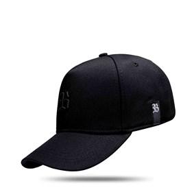 Boné SLIM Snapback Logo Basic Preto