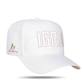 Boné Snapback 1GRIA White