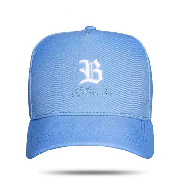 Boné Snapback Authentic All Blue