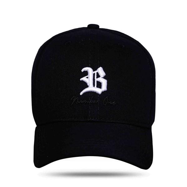 Boné Snapback B Number One Black