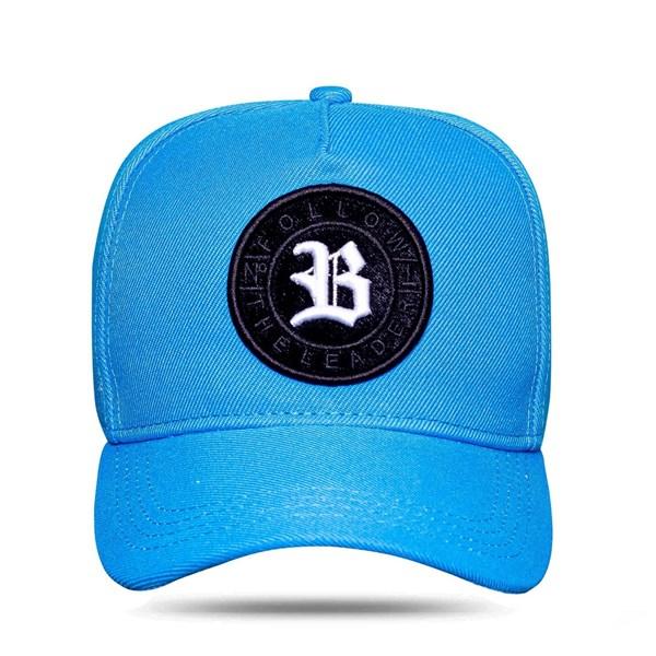 Boné Snapback Follow Logo Blue