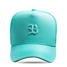 Produto Boné Snapback Logo Basic All Green Water