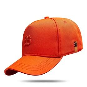 Boné Snapback Logo Basic All Orange