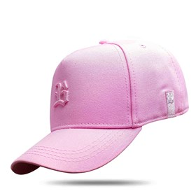 Boné Snapback Logo Basic All Rosa