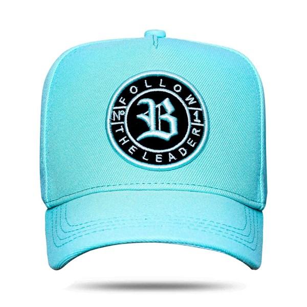 Boné Snapback Logo Follow Green Water