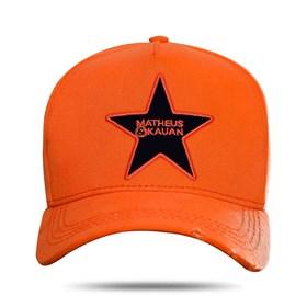 Boné Snapback MK Star