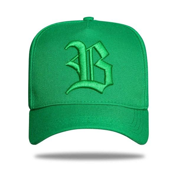 Boné Snapback New All Green