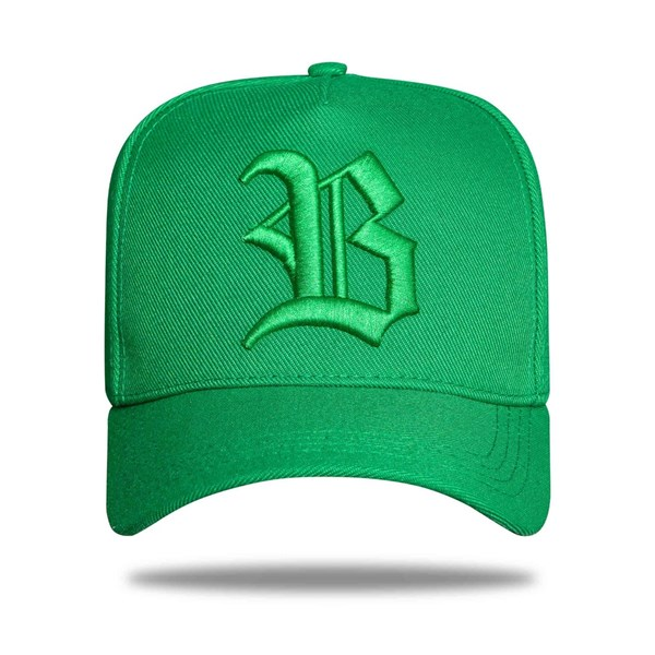 Boné Snapback New All Green