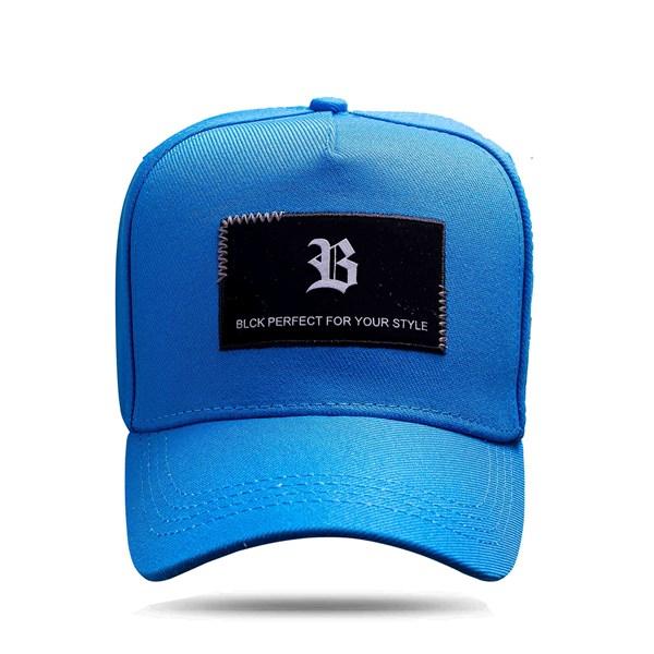 Boné Snapback New Square Blue