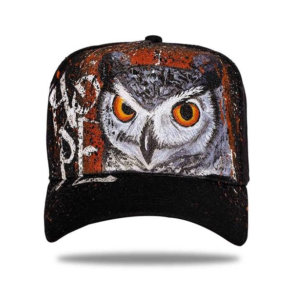 Boné Snapback Night Owl