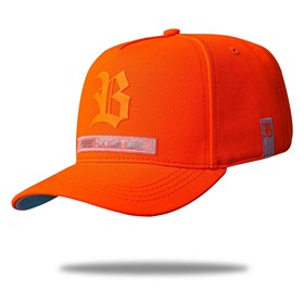 Boné Snapback Perfect Fluor Orange