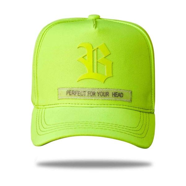 Boné Snapback Perfect Fluor Yellow