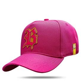 Boné Snapback Splash All Pink