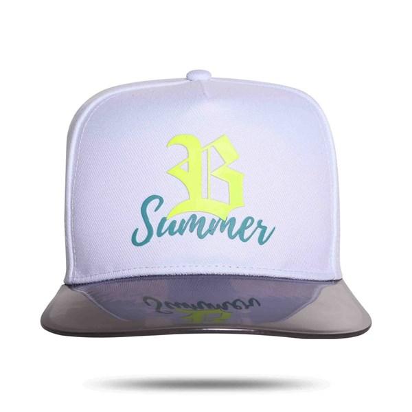 Boné Snapback Summer White