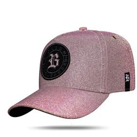 Boné Snapback Super Shine Pink