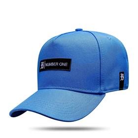 Boné Snapback Tag Number One Azul Celeste
