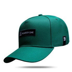 Boné Snapback Tag Number One Green