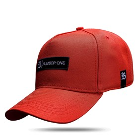 Boné Snapback Tag Number One Orange