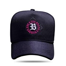 Boné Snapback The Brand Black