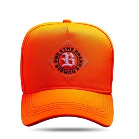 Boné Snapback The Brand Orange Fluor