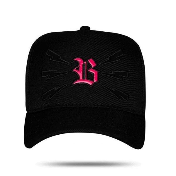 Boné Snapback Wings Logo Pink