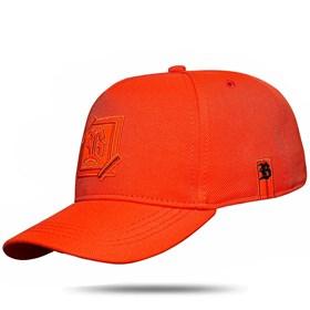 Boné Snapback ZigZag Fluor Orange