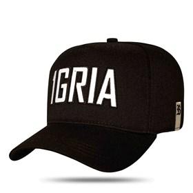 Boné Snapblack 1GRIA Black