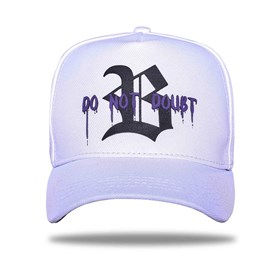 Boné Strapback Do Not Doubt White