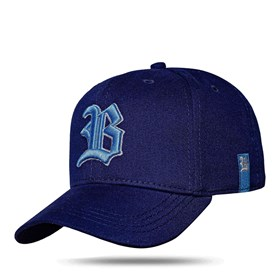Boné Strapback New All Blue