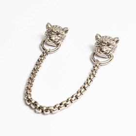 Bracelete Tiger Prateado