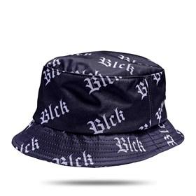 Bucket Hat Letras Preto