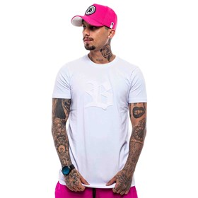 Camiseta Blck All White Releve