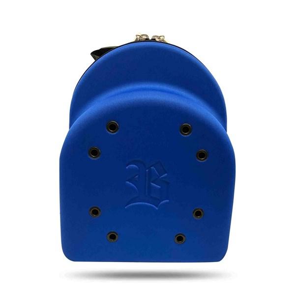 Case Cap Blck Basic Blue
