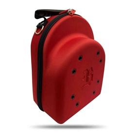 Case Cap Blck Basic Red