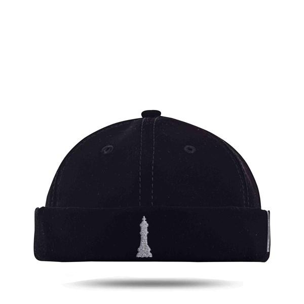 Chapéu Docker Hat by Dani Alves - Basic Preto - Good Crazy x Blck Brasil