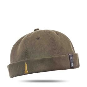 Chapéu Docker Hat by Dani Alves - Basic Verde Militar - Good Crazy x Blck Brasil