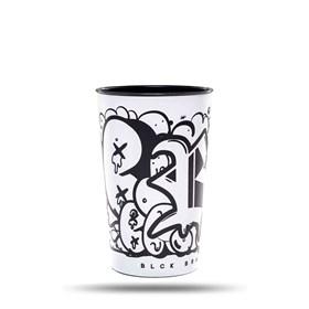 Copo Ecológico Blck 550ml - Graffiti