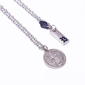 Corrente Medalha Silver