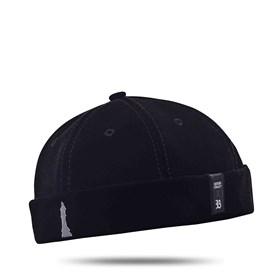 Crazys Docker Hat By Dani Alves - Basic Preto - Good Crazy X Blck Brasil