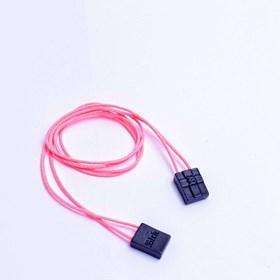Escapulário Pink Fluor Fé Black