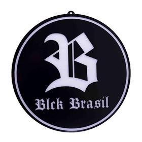Luminoso Exclusivo Blck Brasil Redondo