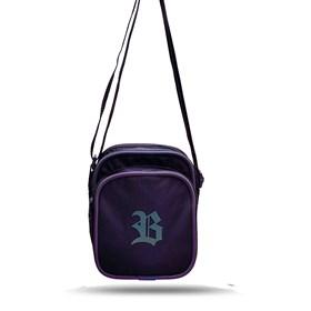 Shoulder Bag Black Logo Cameleon